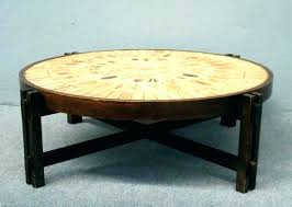 large round outdoor table side tables round outside table round patio coffee table large size of