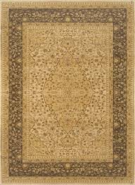 home dynamix area rugs antiqua rug 7776 131 cream brown traditional rugs area rugs by style free at powererusa com