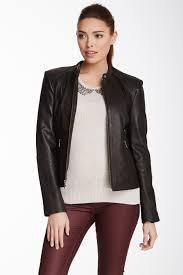 andrew marcmorgan leather jacket