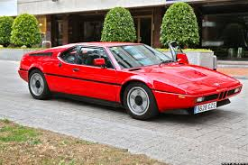 Coupe Series 1981 bmw m1 price : GTP Cool Wall: 1978-1981 BMW M1