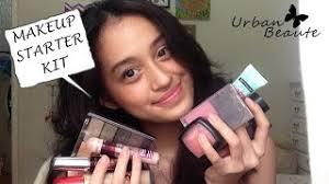 200k makeup challenge bahasa indonesia ndiana beginner makeup must haves makeup starter kit nadya aqilla indonesia