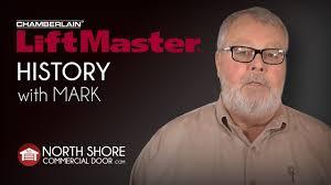 LiftMaster Company History by North Shore Commercial Door - YouTube