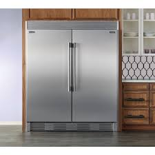 built in counter depth refrigerators. Brilliant Built Frigidaire Professional 64 Inch 372 Cu Ft Builtin Counterdepth  Refrigerator On Built In Counter Depth Refrigerators