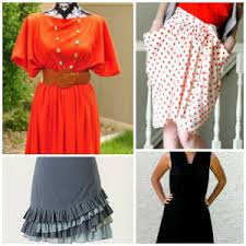 Simple Dress Pattern For Beginners Enchanting Effortlessly Easy Dresses To Sew 48 Free Dress Patterns