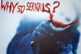 by laverrue why so serious by laverrue