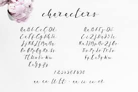 lil baby script font