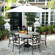 patio tablecloth round outdoor table