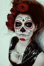 day of the dead makeup 3