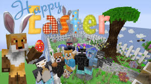 Happy Easter Xbox Minecraft Xbox Happy Easter Hide And Seek Bunny Hunt