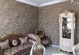 wallpaper designs for living room 2019