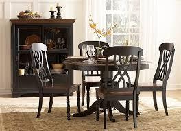 popular black dining table set