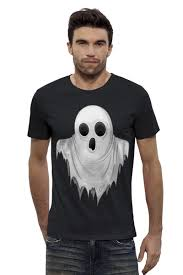 Футболка Wearcraft Premium Slim Fit <b>GHOST</b> #1733030 от ...