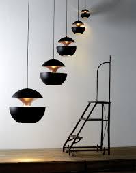 Pendelleuchte Im Sixties Design Here Comes The Sun Schwarz