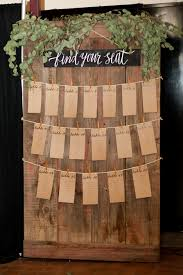 Pinterest Wedding Seating Chart Romantic Paso Robles Winery Wedding Our Wedding 2018