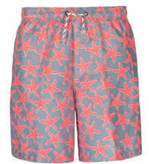 Snapper Rock Size Chart Snapper Rock Father Son Swimshort Starfish