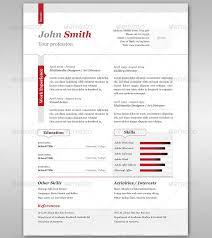 20 Best Creative Resume Templates Examples
