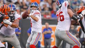Ny Giants Qb Depth Chart Giants 2019 Depth Chart New Yorks Week 1 Starters Vs