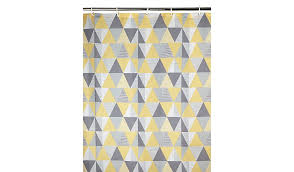 fabric shower curtain shower curtains asda with voile curtains