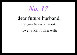 Future Husband Quotes Stunning Quotes About Love For Him Dear Future Husband OMG Quotes