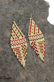 Mismatched <b>Asymmetric</b> Abstract Ivory earrings Unusual Minimalist ...