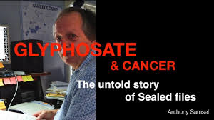 Image result for history of studies to show toxicity of glyphosate cover up