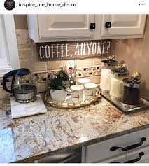 Decorate Kitchen Countertops Good Morning Friends Sharing This Little Shelf In My Kitchen For