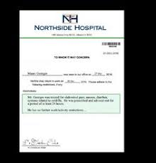 Free Fake Doctors Note Template Download Will Verizon Transcript ...