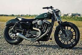 hide custom sportster bike exif