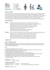 Resume Templates  Lpn Resume toubiafrance com