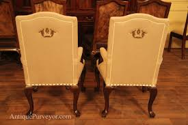 upholstered chairs with br drawer pulls
