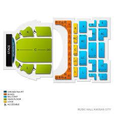 Kc Music Hall Seating Chart Music Hall Kansas City Tickets