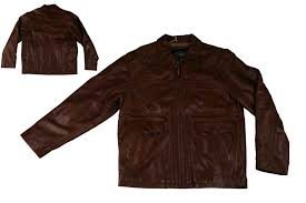 nickelson leather jacket rupert rupert oak at gabberwear com