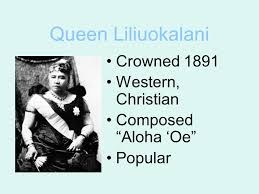 「1891 Lili'uokalani crowned hawaii queen」の画像検索結果