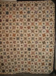 328 best Antique Quilts images on Pinterest | Antique quilts ... & Two different pieced star patterns in this mid 19th century intricately  pieced quilt. Laura Fisher Adamdwight.com