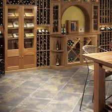 Basement Flooring Ideas: Luxury Vinyl Plank (Wood)