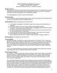 Mvpa Membership Meeting Synopsis