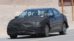 2018 acura grill. contemporary grill thread spied 2018 tlx facelift caught testing with new acura grille throughout acura grill s