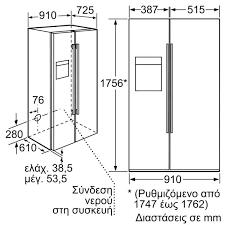 Standard Refrigerator Sizes Standard Refrigerator Size