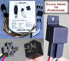 1954 chevy pickup wiring dome light via door switches if this is your first time installing relays the kit above is the way to go the booklet that comes the kit explains all the different applications