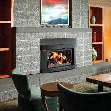 Bedroom  Electric Fireplace Gas Fireplace Inserts With Blower Gas Large Electric Fireplace Insert