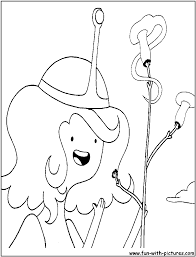 Adventuretime princessbubblegum coloring page