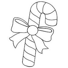 Small Picture Candy Cane That Are Black and White Candy Cane Clipart Black And