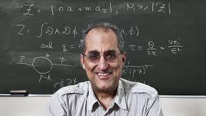 Resultado de imagen de Edward Witten en una conferencia explica la Teoría M