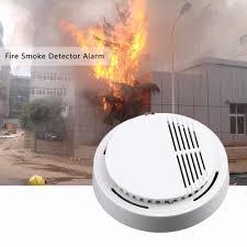 Detail Feedback Questions about <b>5pcs Fire Smoke Sensor</b> Alarm ...
