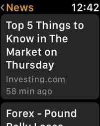 Investing Com Live Chart Investing Com Stocks Finance On The App Store