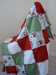 Best 25+ Rag quilt stocking ideas on Pinterest | Rag quilt, DIY ... & Christmas Rag Quilts. maybe next year? haha. I LOVE these. Adamdwight.com