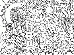 Free Printable Coloring Pages For Adults Advanced Coloring Home