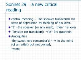 literature and history the use of history in literary  13 sonnet