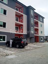 Attractive 2 Bedroom Flat / Apartment For Sale Lekki 3rd Roundabout Lagos   1