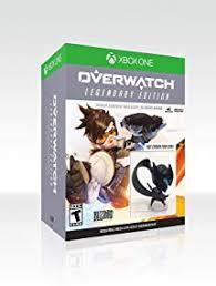 Amazon.com: Overwatch Legendary Holiday Bundle - Xbox One ...
